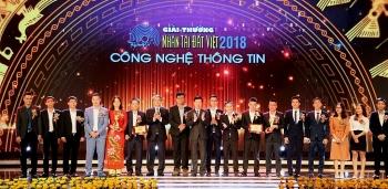 trao giai thuong nhan tai dat viet 2018