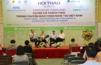 Ứng dụng công nghệ cao để phát triển nền nông nghiệp thông minh