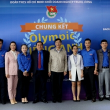 15 thi sinh lot vong chung ket cuoc thi olympic tieng anh danh cho can bo tre 2019