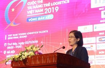 12 doi lot vao vong chung ket cuoc thi tai nang tre logistics 2019