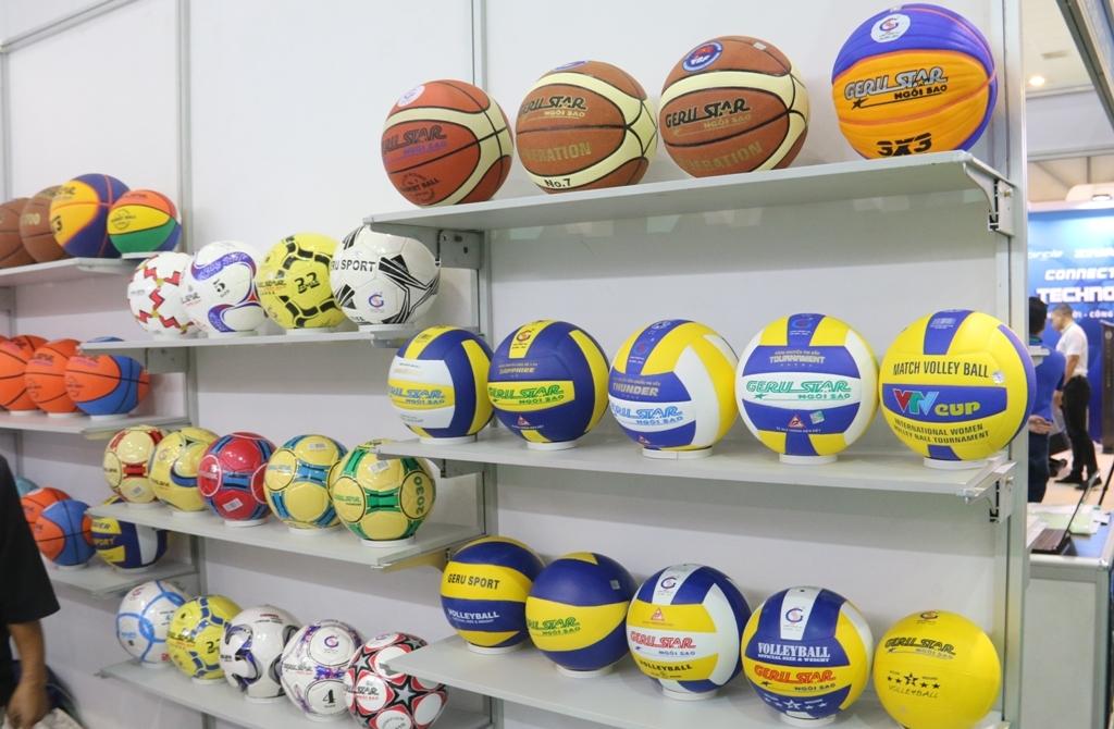 gan 150 doanh nghiep tham gia trien lam the thao va giai tri 2019