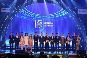 Trao giải thưởng Nhân tài Đất Việt 2019
