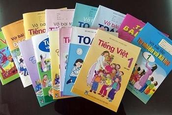 Ngày 22/11, Bộ GD&ĐT sẽ công bố sách giáo khoa mới