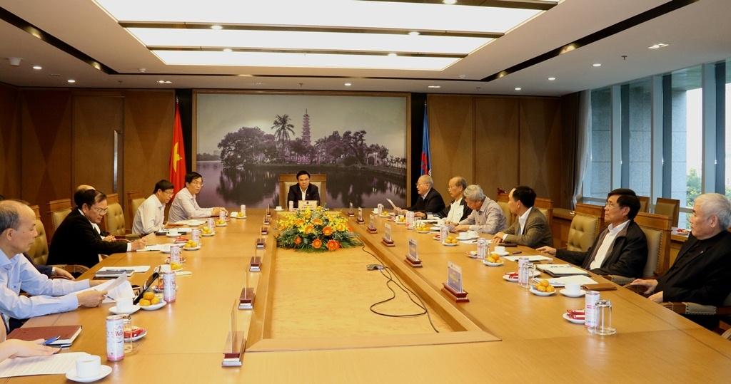 Hội DKVN – Nguồn tài nguyên quý của Petrovietnam