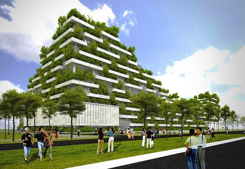 Thúc đẩy phát triển đô thị xanh, giảm tác động đến môi trường