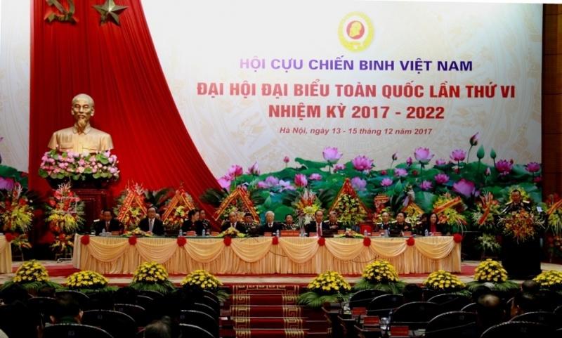 khai mac dai hoi dai bieu toan quoc hoi cuu chien binh lan thu vi nhiem ky 2017 2022