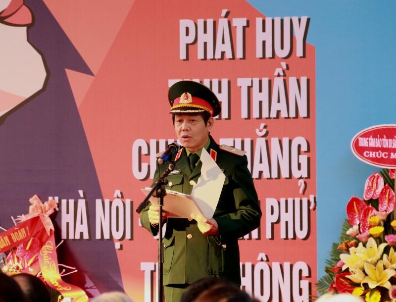 trien lam ban hung ca dien bien phu tren khong