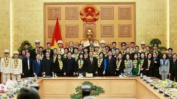 Tuyên dương 36 cán bộ, công chức, viên chức trẻ giỏi toàn quốc năm 2018