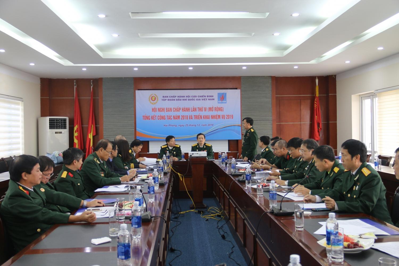 hoi ccb tap doan to chuc hoi nghi ban chap hanh mo rong lan thu iv nhiem ky 2017 2022