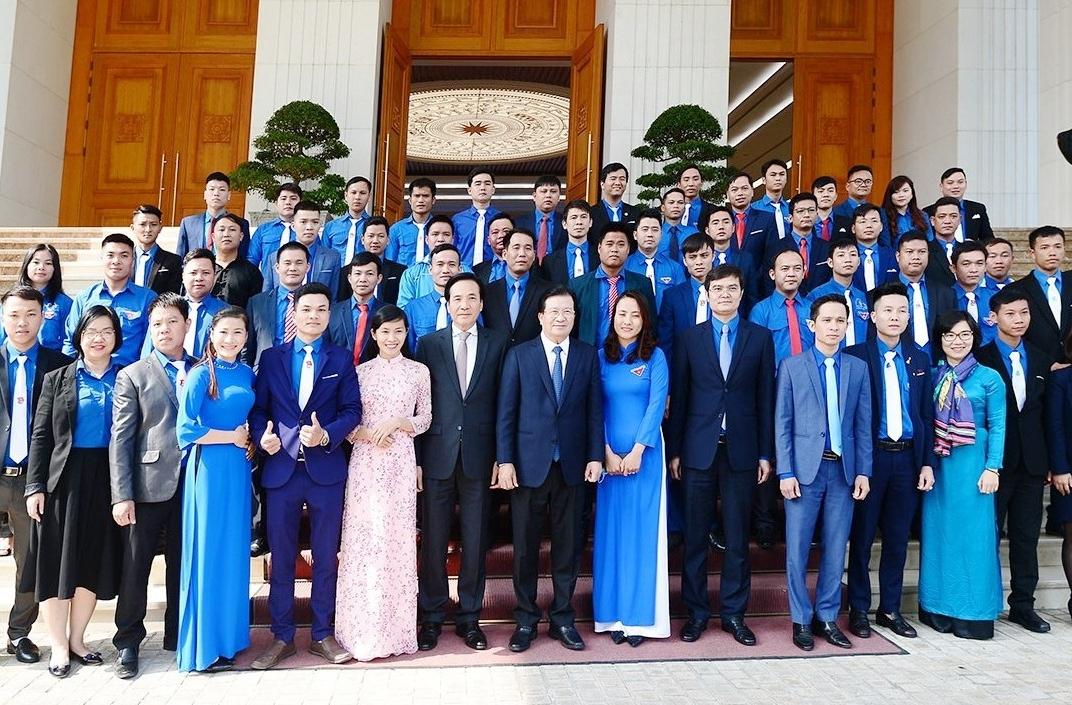 Phó Thủ tướng Trịnh Đình Dũng: Đoàn phải hỗ trợ thanh niên lập nghiệp và làm giàu chính đáng