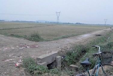 Thanh Hóa: Hai mẹ con tử vong vì sét đánh