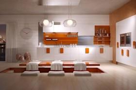 10 mẫu tủ bếp đẹp cho chung cư hiện đại