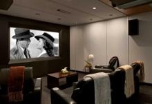10 ý tưởng thiết kế rạp chiếu phim mini tại nhà