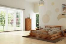 Thiết kế phòng ngủ theo phong cách Nhật Bản