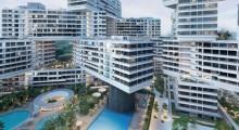 Ngắm chung cư đẹp nhất thế giới ở Singapore