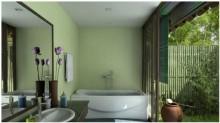 Thiết kế phòng tắm theo phong cách spa