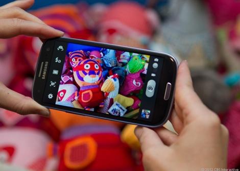 5 sản phẩm công nghệ nổi bật năm 2012 của Cnet