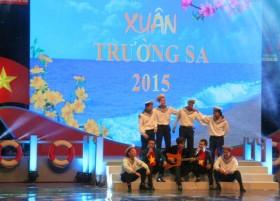 bsr ung ho chuong trinh xuan truong sa 2015