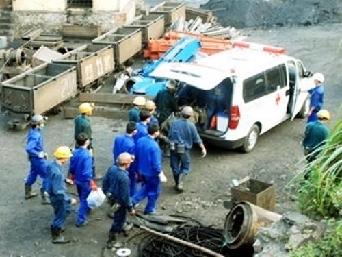 Một công nhân thiệt mạng trong hầm lò