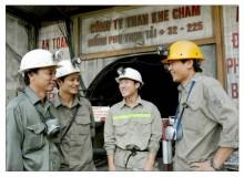 Than Khe Chàm ổn định sản xuất