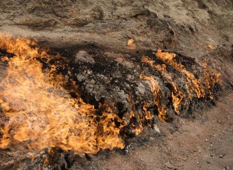 Triển khai giải pháp chống than tự cháy