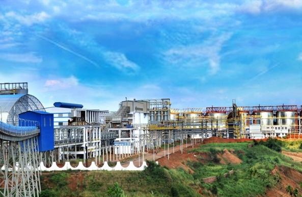 Alumin làm tăng giá trị sản xuất công nghiệp tỉnh Đắk Nông