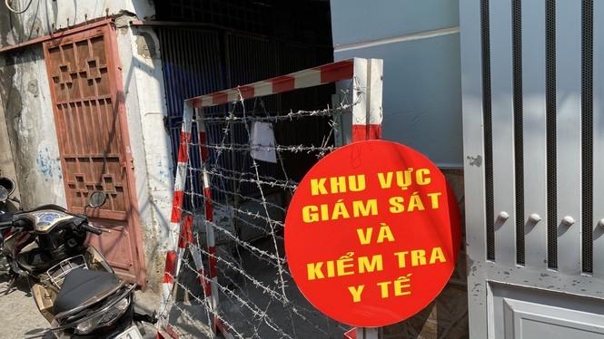TP HCM: Phát hiện nguồn lây SARS-CoV-2 mới ở huyện Bình Chánh
