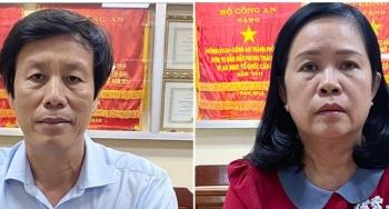 Giám đốc và nguyên Giám đốc Sở Y tế Cần Thơ bị khởi tố