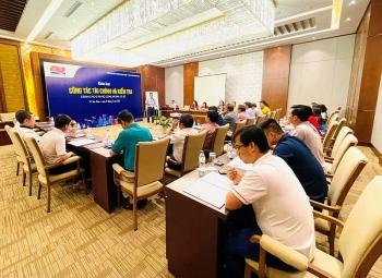 Công đoàn Vietsovpetro tổ chức đào tạo công tác tài chính và kiểm tra năm 2021