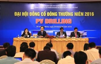 PV Drilling nỗ lực đảm bảo lợi ích cho cổ đông