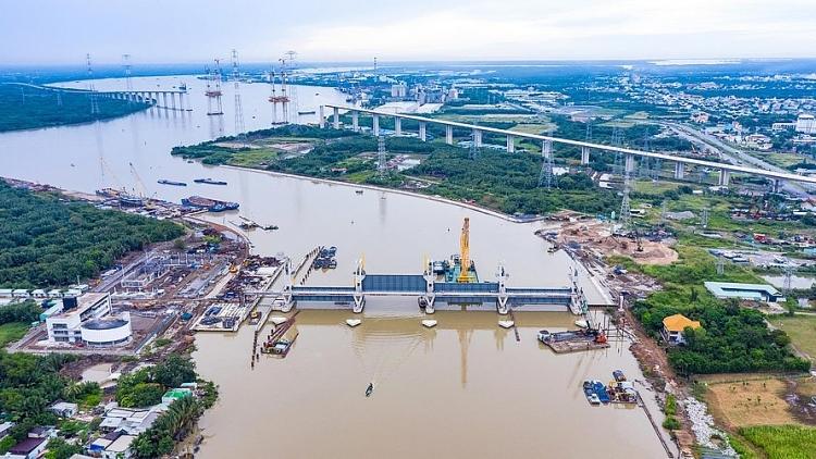 TP HCM tiếp tục triển khai dự án chống ngập 10.000 tỷ