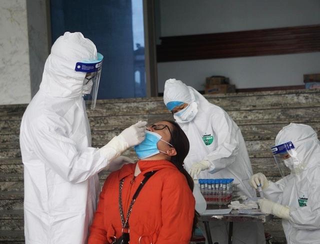 Ngày 2/4, 3 ca mắc Covid-19 mới tại Quảng Ninh, Tây Ninh và TP.HCM