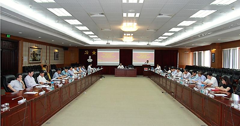 Đảng bộ Vietsovpetro tổ chức Hội nghị Ban Chấp hành lần thứ 5, Khóa XI