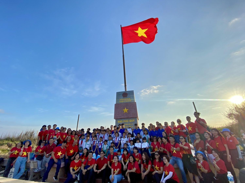 """Vietsovpetro: Hành trình """"Vì biển đảo quê hương năm 2021"""""""