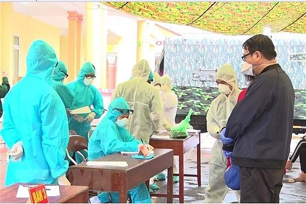 Ngày 25/4, Việt Nam ghi nhận thêm 10 ca mắc Covid-19