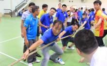 Hội thao PETROSETCO 2016 - gắn kết người lao động