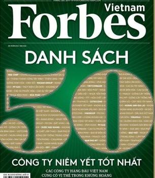 PVN: 4 đơn vị lọt top 50 công ty niêm yết tốt nhất Việt Nam