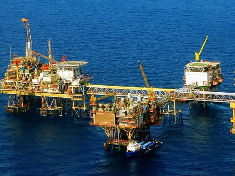 Doanh thu từ dầu khí của Vietsovpetro 4 tháng đầu năm đạt 616,8 triệu USD
