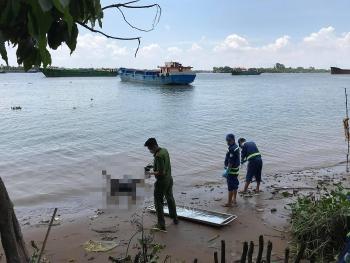 Phát hiện thi thể một nam thanh niên trên sông Đồng Nai