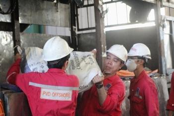 PV Drilling chăm lo cho người lao động trong Tháng Công nhân