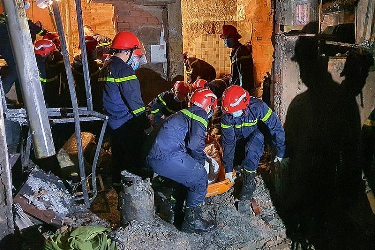 TP HCM: Nguyên nhân vụ cháy ở quận 11 khiến 8 người thiệt mạng