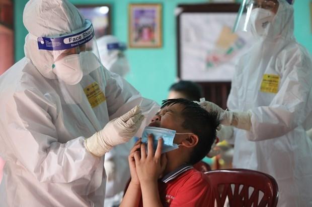 Khuya 26/5, TP HCM công bố thêm 2 ca nghi nhiễm Covid-19 tại quận 12