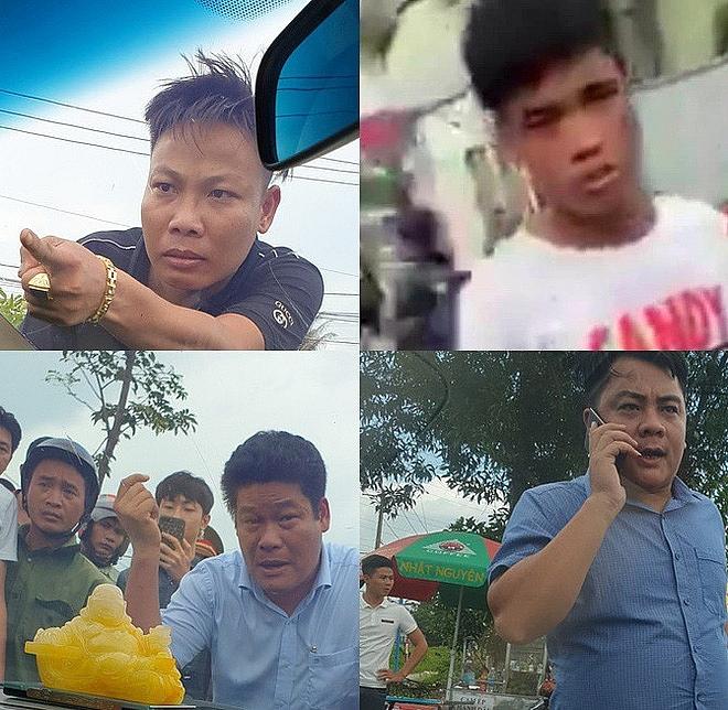 kham nha chu doanh nghiep dieu dong giang ho vay xe cho cong an