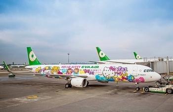Nhiều chuyến bay giữa TP HCM - Đài Loan bị hủy