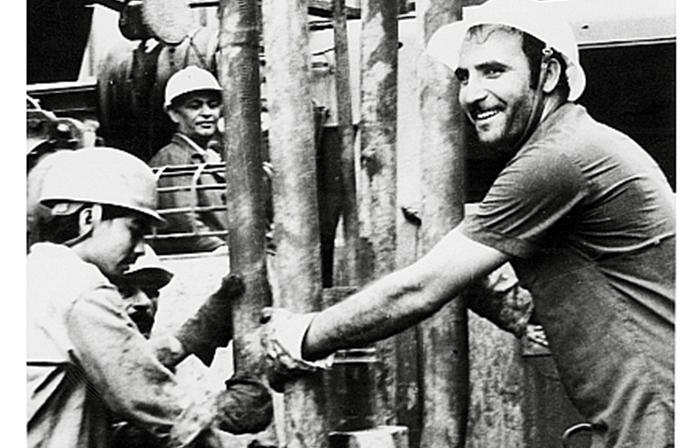 Vietsovpetro: 40 năm và những dấu mốc lịch sử