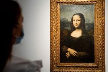 """3,5 triệu đô cho bức tranh """"nhái"""" Mona Lisa"""