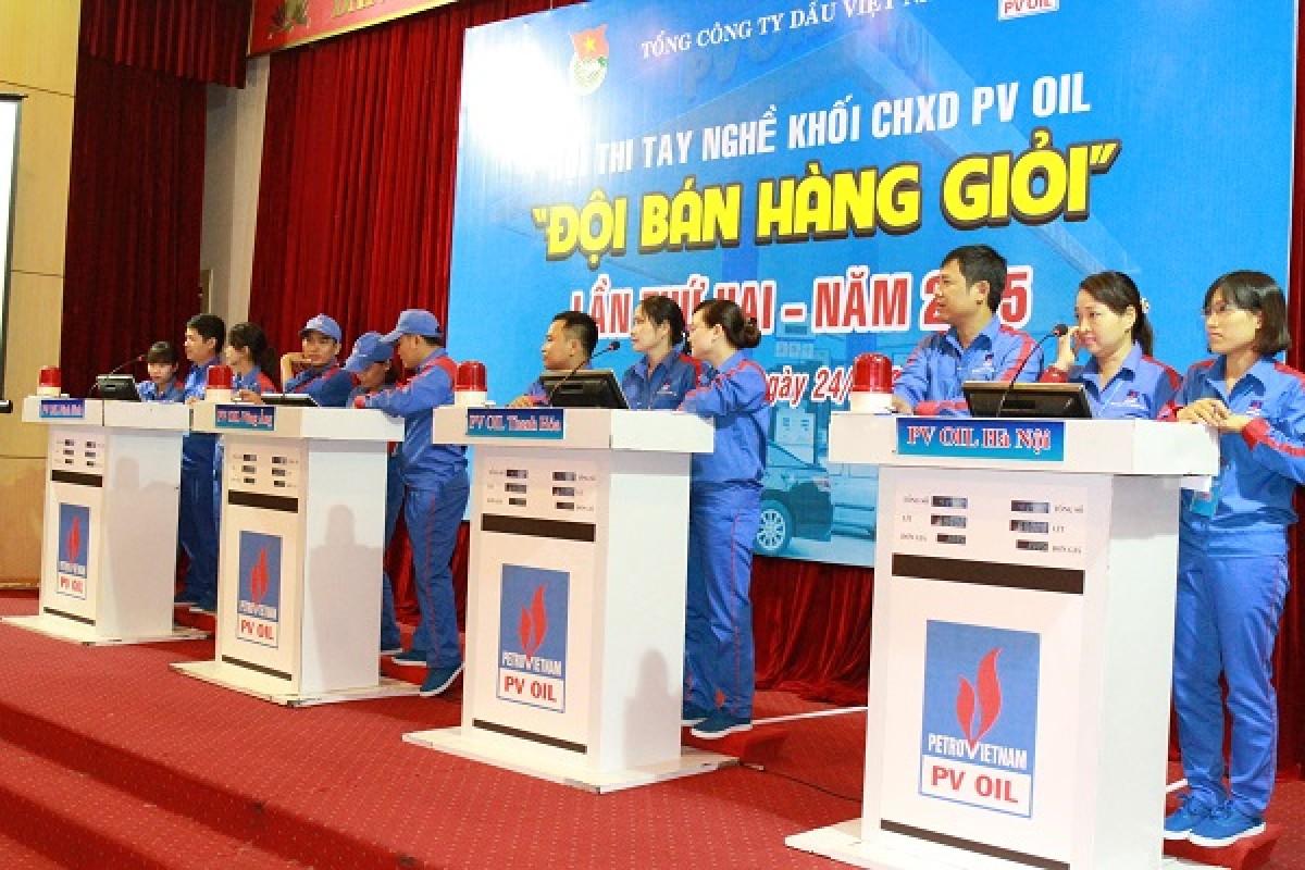 doi ban hang gioi pv oil lan thu 2 2015