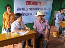 PVCFC chăm sóc an sinh xã hội cộng đồng