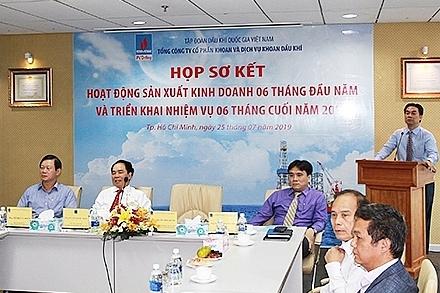 pv drilling hoat dong kha quan 6 thang dau nam 2019