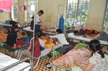 Dịch sốt xuất huyết bùng phát mạnh tại Đắk Lắk